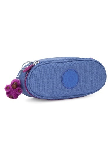 Kipling Kipling Duobox Kalem Çantası Dew Blue KI7409-55X Renkli